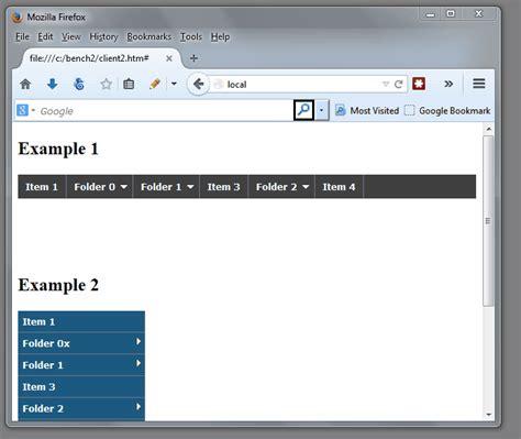 Jquery Tutorial And Exles   javascript tutorial navigation menu javascript navigation