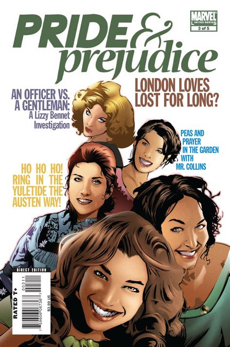 comic effects and serious themes in pride and prejudice first thought best thought pride and prejudice comics