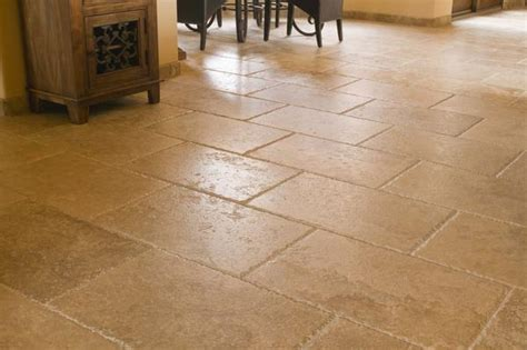 running bond pattern floor tile