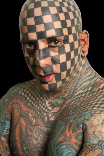 checkered skin  designs  art  matt  expressed