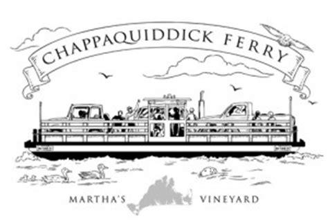 Chappaquiddick Island Association Chappaquiddick The Chappy Ferry Martha S Vineyard