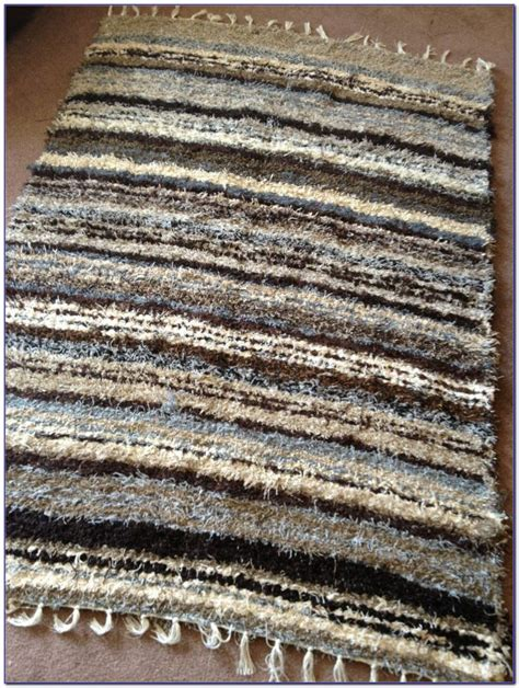 washable cotton throw rugs cotton area rugs washable non slip 100 cotton washable scroll 36 area rug carpet 5 colors ebay