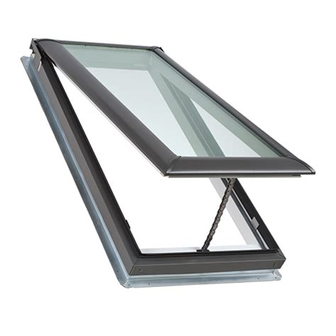 Door Skylights by Manual Fresh Air Skylights Craftwood Products For