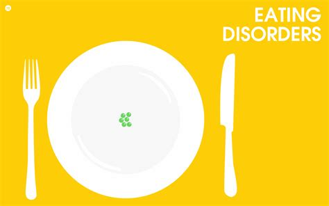 eating disorder title page paul garrett graphic design