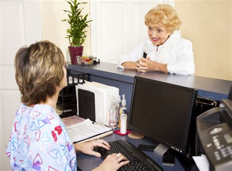 Dental Office Hiring Front Desk Increase New Patient Referrals And More Mge Management Experts