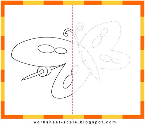 Drawing Printable Worksheets by Free Printable Drawing Worksheets For Brooch Worksheet