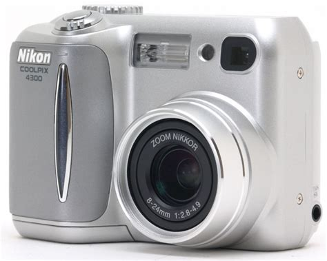 nikon coolpix 4300 accessories