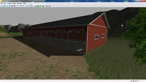 Machine Shed by Fs 2011 Machine Shed V 1 0 Objects Mod F 252 R Farming