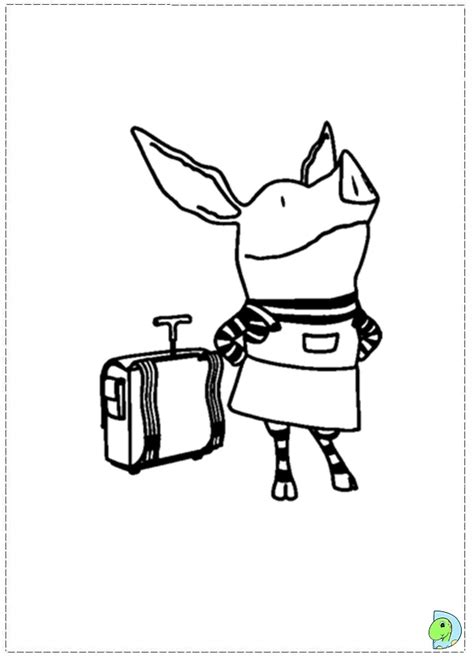 free coloring pages of name olivia