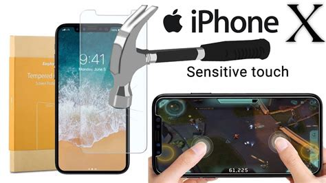 Tempered Glass Iphone 66s7 iphone x best iphone x tempered glass scren protector from easyacc