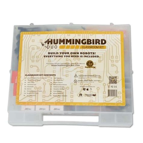 zetetshummclass hummingbird duo classroom kit