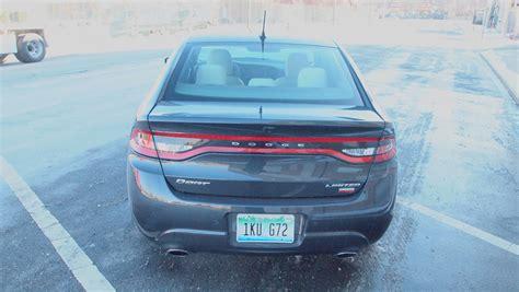 dodge dart back lights 2013 dodge dart limited no doubt i want this car g