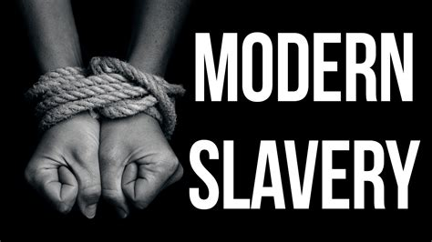libro modern day slavery and the continuance of slavery and human trafficking a wake up call