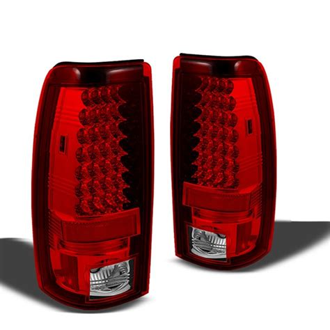 Spyder 2003 2006 Chevy Silverado Gmc Sierra Tail Lights