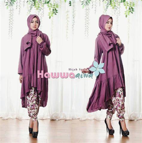 pakaian muslim modern contoh baju muslim terbaru foto baju muslim gaya masa kini pakaian wanita indonesia