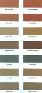 brick mortar color chart masonry prism corporation