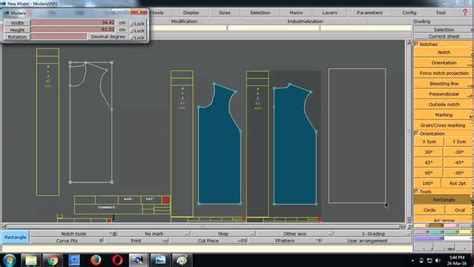 pattern making lectra how can we use lectra modaris software for pattern design