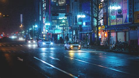 Photo Collection Japanese Street Wallpaper