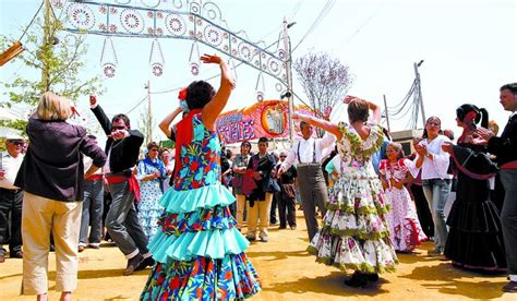la feria de abril 161 spring brings the feria de abril barcelona comes alive