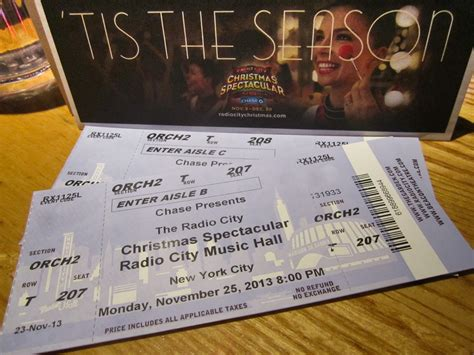 Where To Buy Radio City Spectacular Tickets - the radio city spectacular coutkid