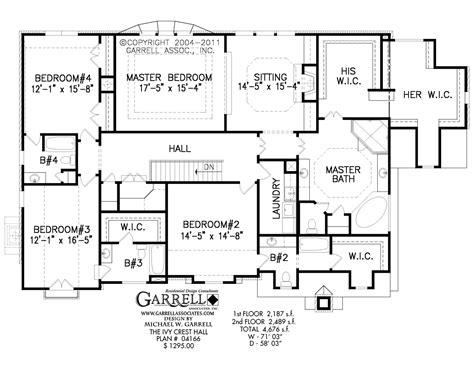 large estate house plans crest house plan estate size house plans