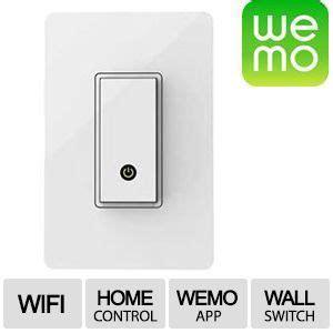 wemo wi fi light switch your lights from anywhere