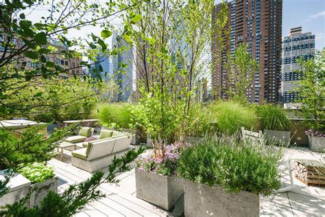 Toit Terrasse Jardin by Jardin Sur Le Toit 10 Aspects 224 Consid 233 Rer Pour Un
