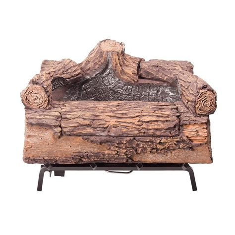 Ethanol Fireplace Log Insert by Fireplace Logs Fireplace Hearth Building Supplies