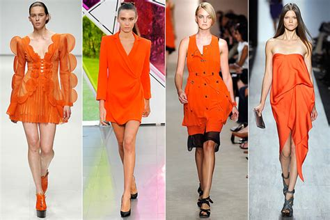 Trend Alert Orange Crush by Concrete Catwalk Trend Alert Orange Crush