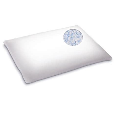 memory foam pillows sleep innovations sleep innovations gel memory foam microcushion pillow 18