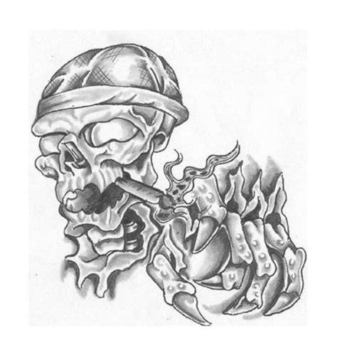 skulls space filler tattoo design skulls and smoke designs pin aztec skull