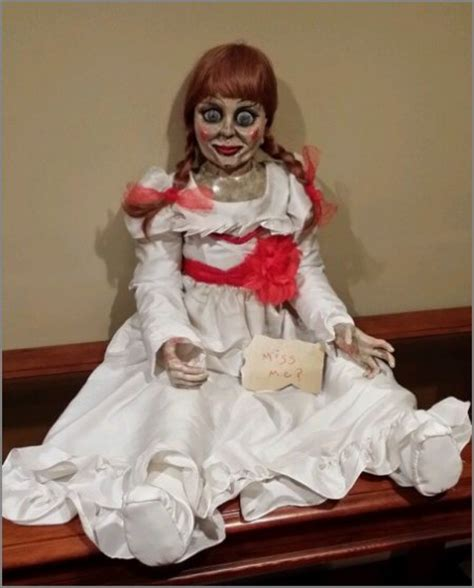 annabelle doll sale gallery