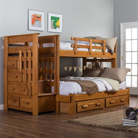bunk beds for girls on sale triple bunk beds for sale our wyatt full triple bunk bed