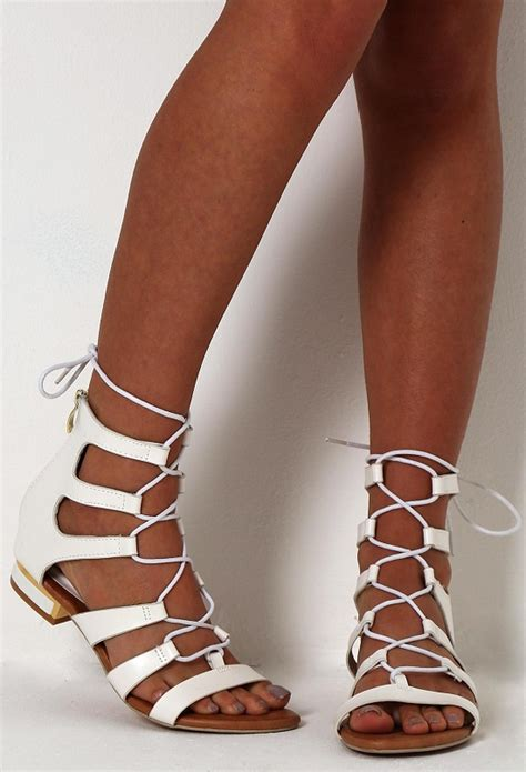 sandals with laces white lace up sandals crafty sandals