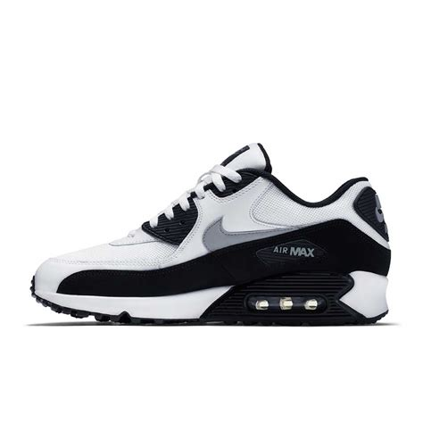 Nike White Black nike air max 90 essential white black nke219gw