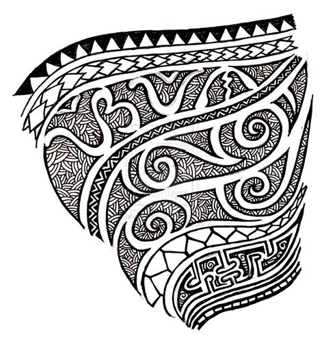 filipino traditional tattoo designs tribal band tattoos for design arm band