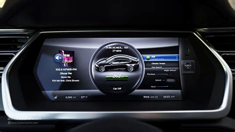 Tesla Audio Tesla Model S Review Autoevolution
