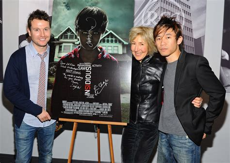 james wan and leigh whannell leigh whannell and james wan photos photos australians