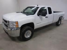 buy used 08 chevy silverado 2500 hd 6 0l v8 ext cab