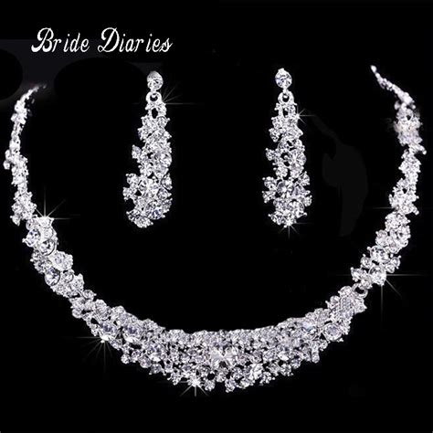landau jewelry costume jewelry bridal jewelry fashion bride necklace earrings wedding accessories