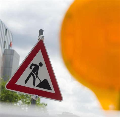 Baustellenschild Rlp by Drei Gr 246 223 Ere Sommer Baustellen Auf Berliner Autobahnen Welt