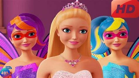 barbie ganzer film barbie trickfilm auf deutsch 2017 barbie in die super