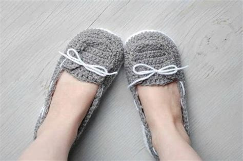 boat shoes slippers boat shoes slipper pattern favecrafts