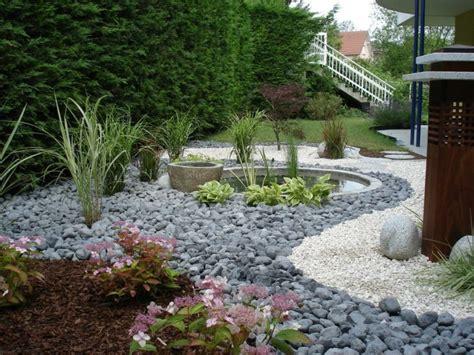 imagenes de jardines con piedras de rio dise 241 o de jardines peque 241 os y modernos 50 ideas