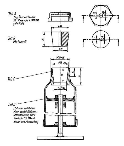 Mz Motorrad Bedeutung by Reparaturhandbuch F 252 R Die Mz Motorr 228 Der Ts 125 150 Es