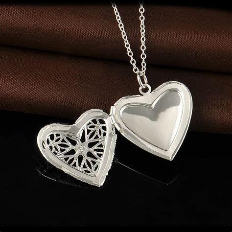 lockets for jewelry 2015 new 925 sterling silver jewelry photo locket