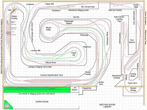 free layout track plans windows and android free downloads oo scale track plans to