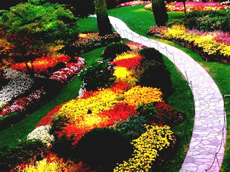 garden flowers ideas awesome front yard flower garden ideas with colourful