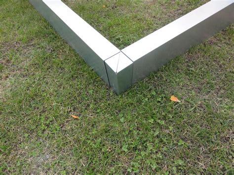 rasenkanten aus stahl 779 rasenkanten aus stahl beeteinfassung metall verzinkt aw83