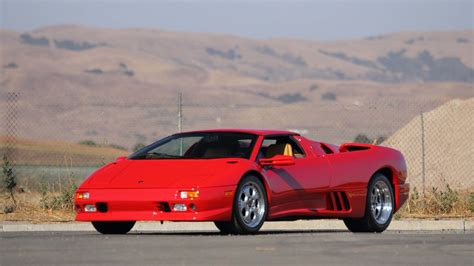 car engine manuals 1996 lamborghini diablo interior lighting 1997 lamborghini diablo vt roadster s119 monterey 2016
